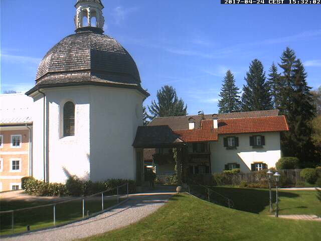 Webcam Stille Nacht Kapelle